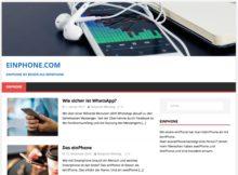 Webseite im Test: einPhone.com
